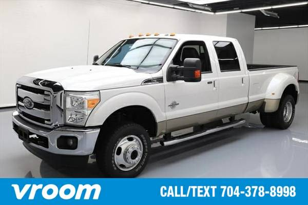 2011 Ford F-350 7 DAY RETURN / 3000 CARS IN STOCK