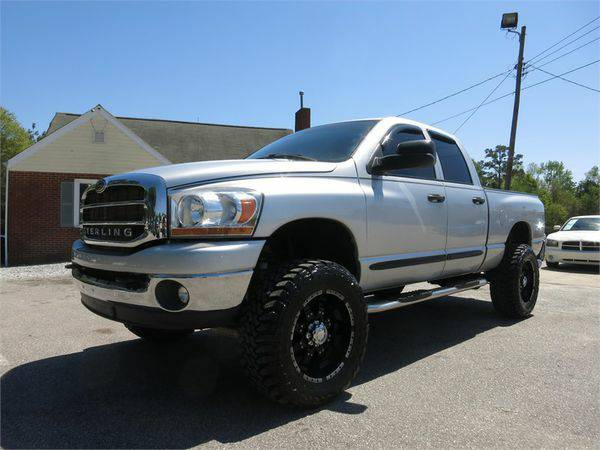2006 *DODGE* *RAM* *2500* *SLT* *QD* Come See the Difference
