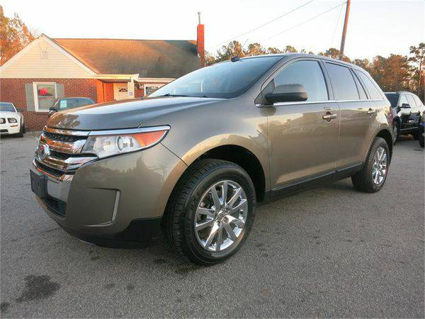 2013 *FORD* *EDGE* *LIMITED* *AWD* Come See the Difference