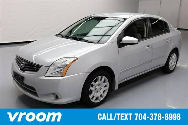 2012 Nissan Sentra S 4dr Sedan Sedan 7 DAY RETURN / 3000 CARS IN STOCK