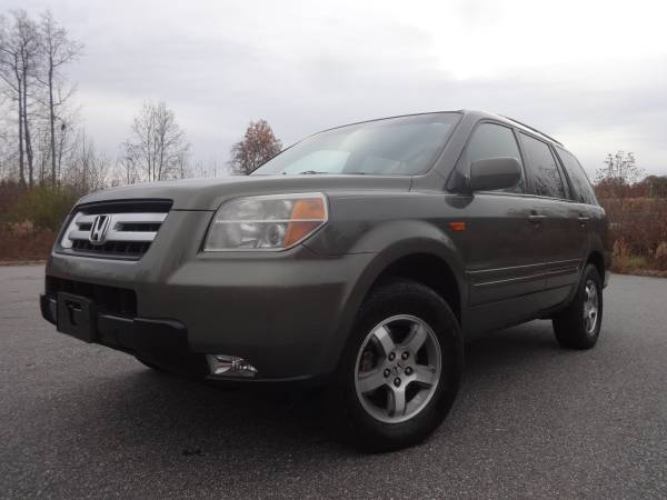 ~~2007 HONDA PILOT EX-L~~$500* DOWN DELIVERS~~100% CREDIT APPROVALS~~~
