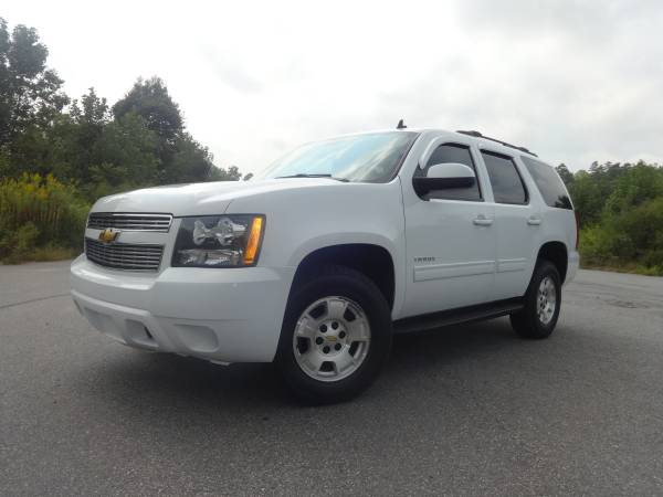 ~~2012 CHEVROLET TAHOE~~ 4WD~~$500* DOWN DELIVERS~~ALL CREDIT APPROVED