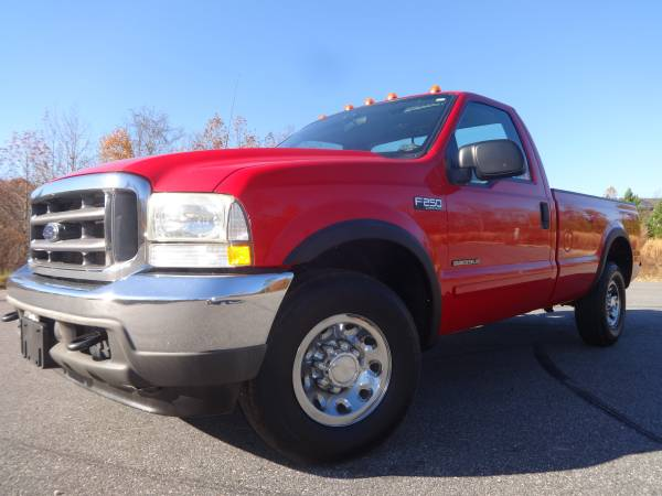 ~~2002 FORD F250~~7.3L DIESEL ENGINE~~ONLY 78K MILES~~SALE TODAY~~~