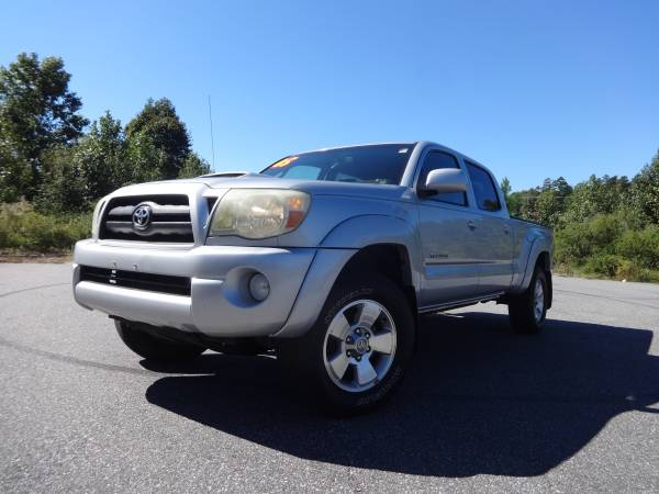 ~~2005 TOYOTA TACOMA PRERUNNER~~DOUBLECAB~~100% CREDIT APPROVALS~~~