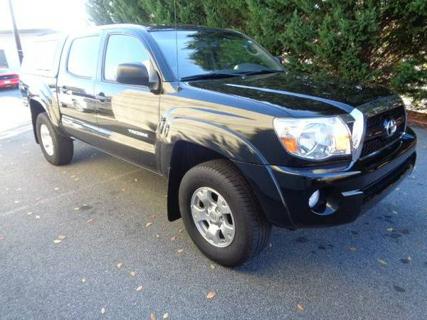 2011 Toyota Tacoma Double Cab SR5 4x4 $224 pmt! We Finance!