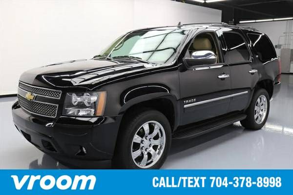 2010 Chevrolet Tahoe LTZ 7 DAY RETURN / 3000 CARS IN STOCK