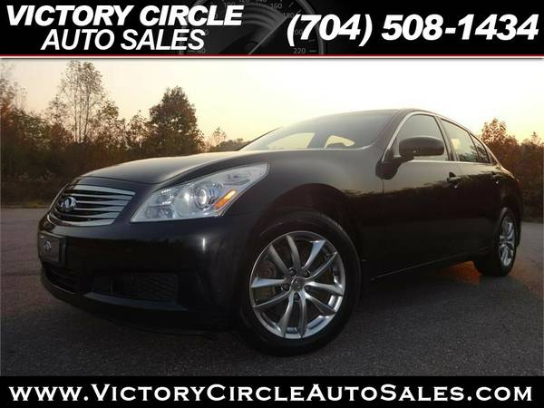 ~~2007 INFINITI G35~~$500* DOWN DELIVERS~~ALL CREDIT APPROVED TODAY~~~