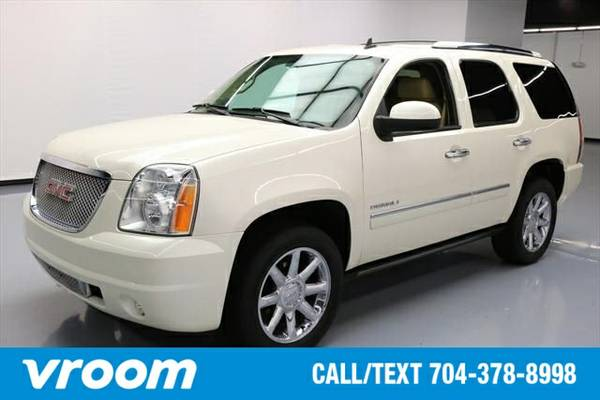 2014 GMC Yukon Denali 7 DAY RETURN / 3000 CARS IN STOCK