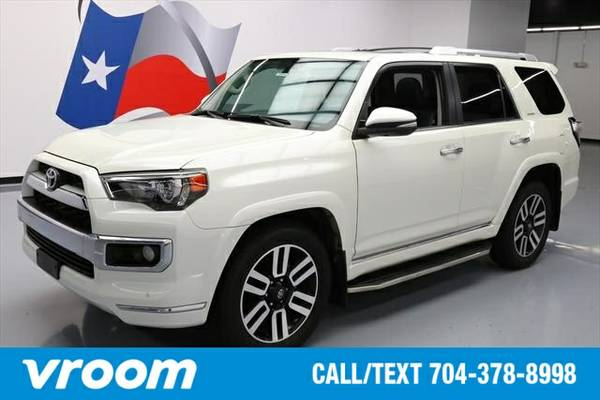 2015 Toyota 4Runner 4x2 Limited 4dr SUV 7 DAY RETURN / 3000 CARS IN ST