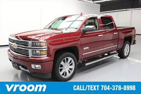 2015 Chevrolet Silverado 1500 High Country 7 DAY RETURN / 3000 CARS IN