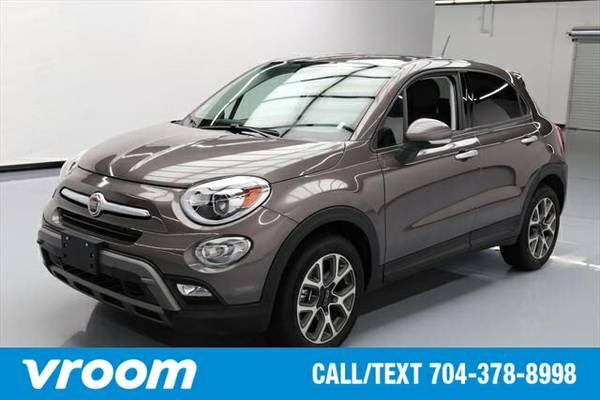 2016 FIAT 500X Trekking 7 DAY RETURN / 3000 CARS IN STOCK