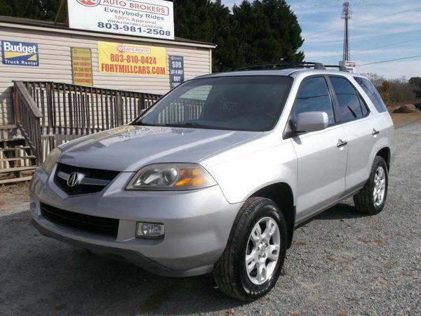 2004 *Acura* *MDX* Base AWD 4dr SUV -$99 LAY-A-WAY PROGRAM!!!