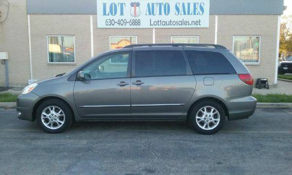 2005 *TOYOTA* *SIENNA* XLE - GET PRE APPROVED TODAY!