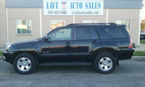 2003 *TOYOTA* *4RUNNER* SR5 - GET PRE APPROVED TODAY!