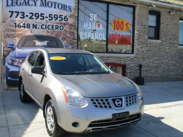 2010 *Nissan* *Rogue* S AWD 🚀 1k DOWN / YOU DRIVE !!