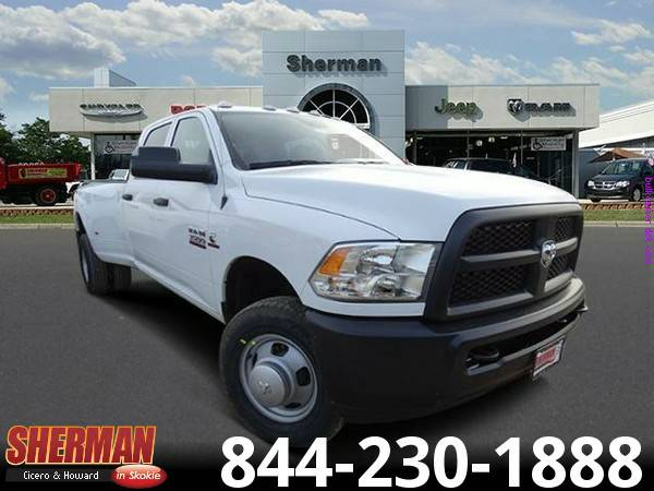 ◉2017 Ram 3500 Tradesman/NO-MONEY-DOWN PROGRAMS◉