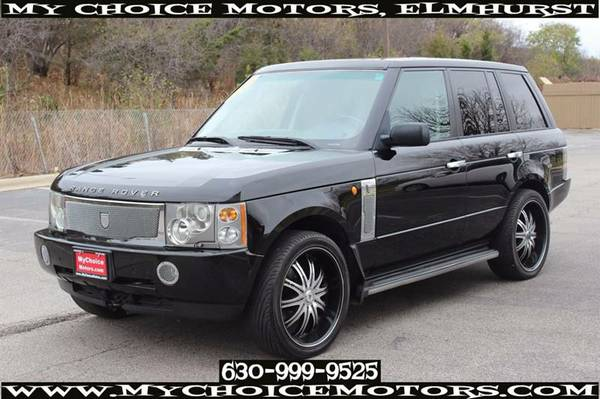 2003*LAND ROVER* *RANGE ROVER*AWD HSE SUV 98K LEATHER SUNROOF 105021