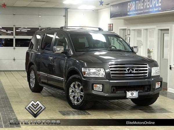 ★2007 INFINITI QX56★ BAD CREDIT ✔OK *GET A 2ND...