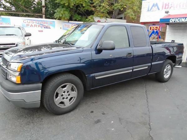 2005 Chevrolet Silverado Ls ext cab v8