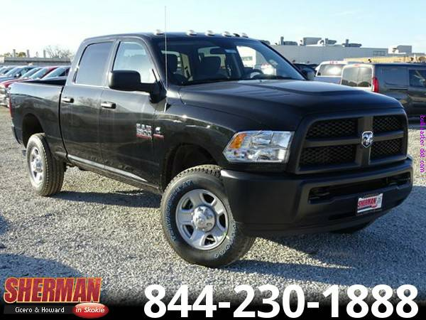 ☯2017 Ram 2500 Tradesman/NO-MONEY-DOWN PROGRAMS☯