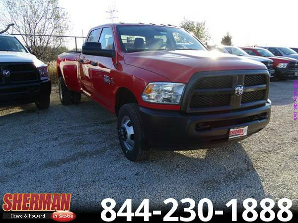 ◕2017 Ram 3500 Tradesman/NO-MONEY-DOWN PROGRAMS◕