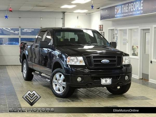 ★2008 FORD F-150 FX4★ BAD CREDIT ✔OK *GET A 2ND...