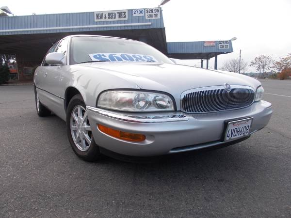 2002 Buick Park Ave Ultra Very Nice Car