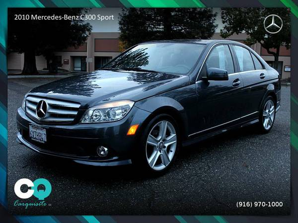 2010 Mercedes-Benz C300 Sport Sedan FOR SALE. Trades Welcome!