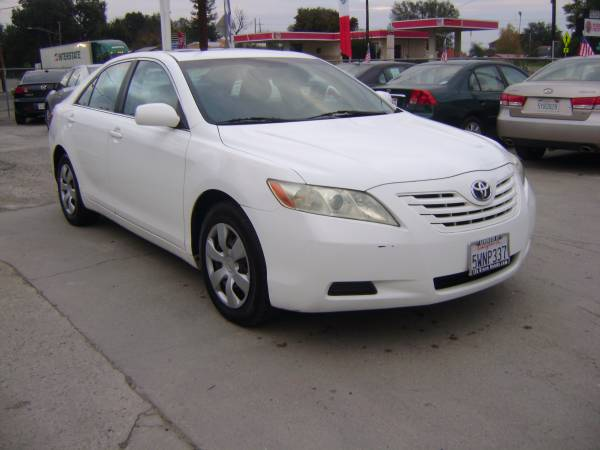 2007 Toyota Camry LE, With 3 months free warranty