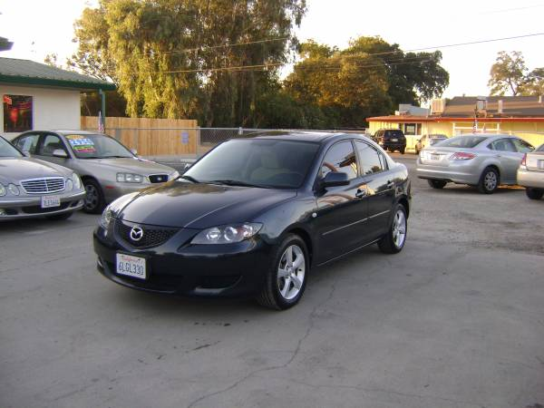 SALE! 2005 Mazda Mazda-3 i 4dr Sedan, With 3 Months free warranty