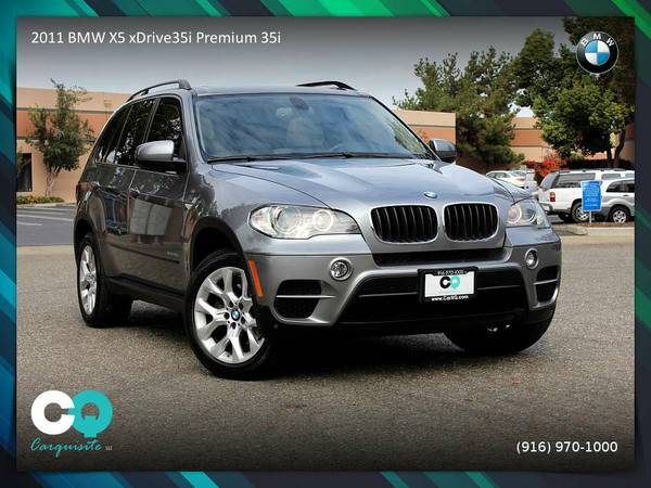 2011 BMW X5 xDrive35i Premium All Wheel Drive. stunning!!