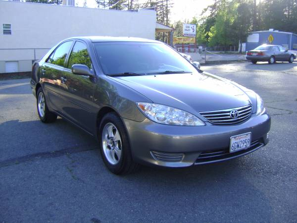 2005 Toyota Camry LE, With 3 Months free warranty