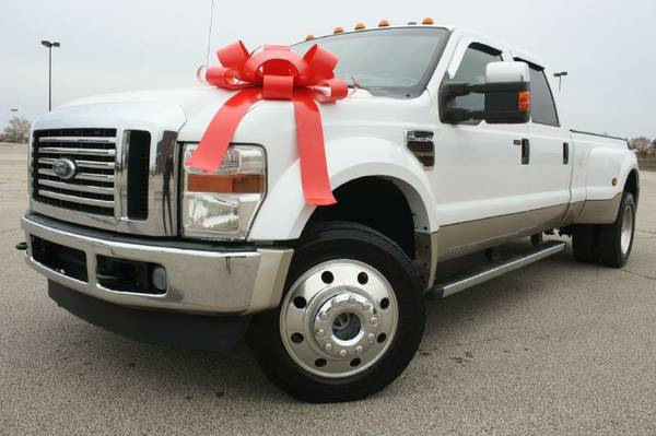 2009 Ford F450-Lariat,Dually, 4X4, Nav, No Rust, Texas Truck