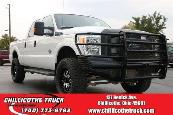 2015 Ford F250 Super Duty Crew Cab XL Pickup 4D 8 ft **Chillicothe...