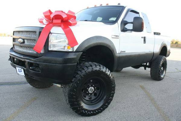 2005 Ford F250-100% Bullet Proof, Lifted, Big Tires, Monster