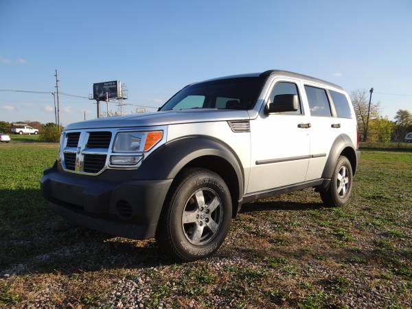 *** 2007 DODGE NITRO SXT *** SIGN AND DRIVE AUTO SALES