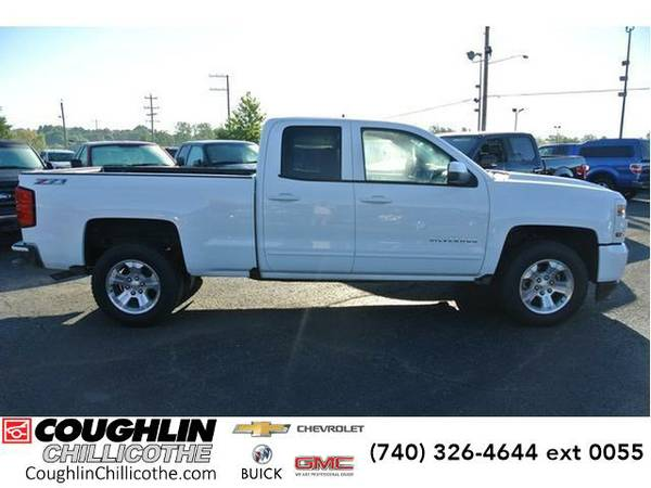 2016 *Chevrolet Silverado 1500* 4WD Double Cab 143.5 LT w/2LT (Summit