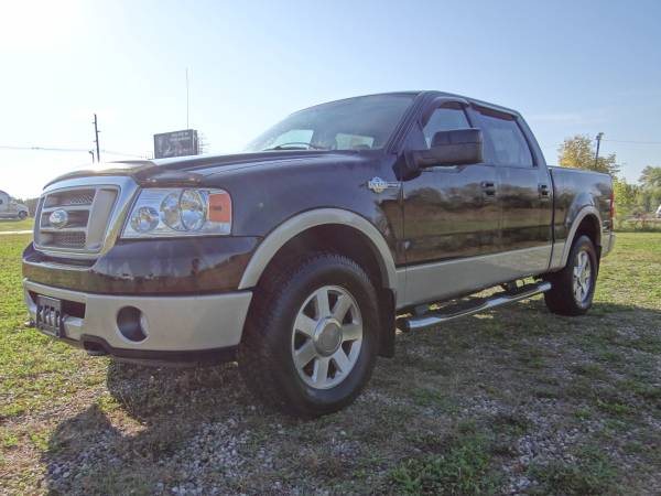 *** 2007 FORD F-150 KING RANCH *** SIGN AND DRIVE AUTO SALES