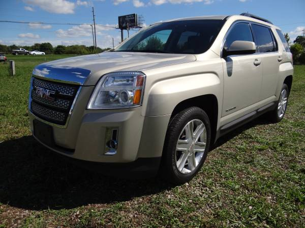 *** 2011 GMC TERRAIN SLT *** SIGN AND DRIVE AUTO SALES