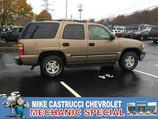 2004 Chevrolet Tahoe - Call