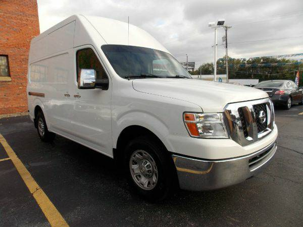 2012 *Nissan* *NV* *Cargo* 2500 HD S V6 High Roof - GET APPROVED TODAY
