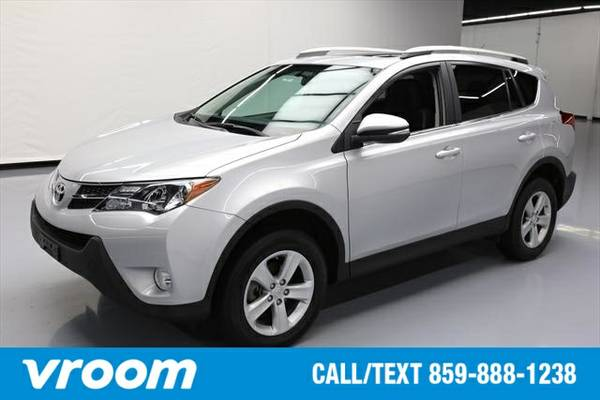 2013 Toyota RAV4 AWD XLE 4dr SUV SUV 7 DAY RETURN / 3000 CARS IN STOCK