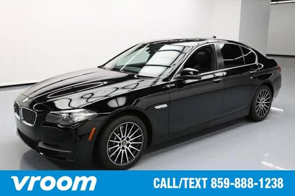 2014 BMW 535d 535d 4dr Sedan Sedan 7 DAY RETURN / 3000 CARS IN STOCK