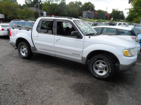 2001 Ford Explorer Trac