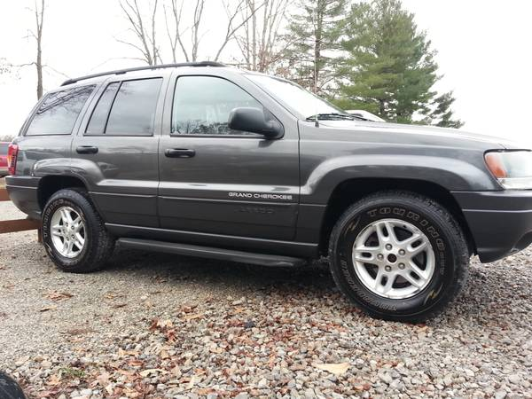 2003 Jeep Grand Cherokee Laredo Very Very Clean! New Tires! Leather!