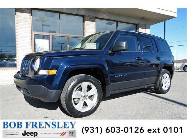 2014 *Jeep Patriot* Latitude FWD ()