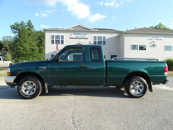 **83k 2003 Ford Ranger LOW MILES** Matching Hard Tonneau Covers