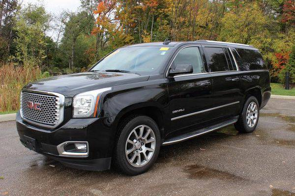 2015 *GMC* *Yukon* *XL* Denali -LOAN APPROVED