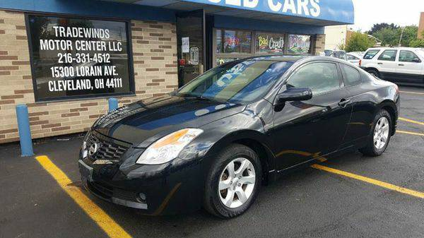 2009 *Nissan* *Altima* 2.5S - Complete 110 Point Inspection!