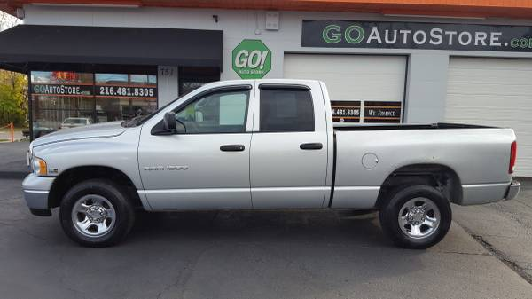 2005 Dodge Ram Quad Cab 4X4 ***Fast and Easy Credit Approval***